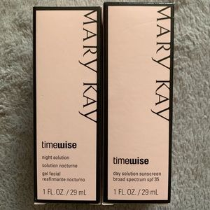 Mary Kay Day and Night solution set